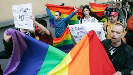 Moscow again bans 'gay pride' parade | Daily Crew | Scoop.it