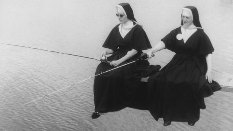 Deux nonnes éprises l'une de l'autre ont quitté l'Église pour se marier en Italie | Geeks | Scoop.it