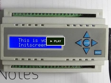 Arduino, Beaglebone, MCU enclosure with HMI (LCD & keypad)   Raspberry Pi   Scoop.it