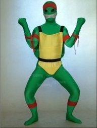 Spandex Lycra Ninja Turtle Costume [c131] - $69.00 : Buy Zentai,zentai suits,zentai costumes,lycra bodysuit,bodysuit spandex,cheap,zentai wholesale,from zentaiway.com | animal zentai catsuits | Scoop.it