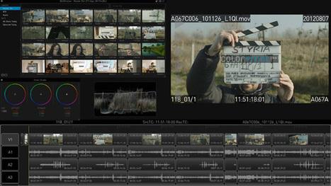Colorfront Transkoder 2014 Moves to Real-Time 8K & UHDTV Post   Post   Davinci Resolve   Scoop.it