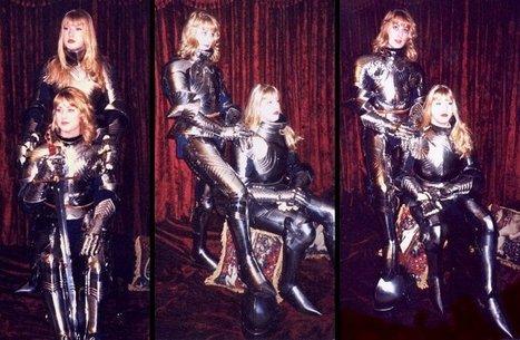 Armures de fantasy et attributs féminins   un article de PTGPTB   Jeux de Rôle   Scoop.it