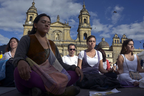 Harvard Yoga Scientists Find Proof of Meditation Benefit | Wellness and Laughter | Scoop.it