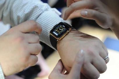 Apple dévoile l'Apple Watch, sa montre connectée - Stratégies   Communication Digitale - Nouvelles technologies   Scoop.it