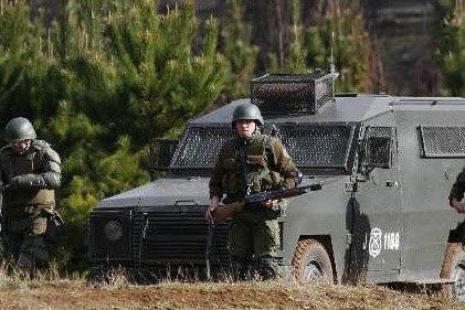 Territorio Militarizado de Chequenco enfrenta nuevos hechos de violencia | Agresión al Pueblo Mapuche | Scoop.it