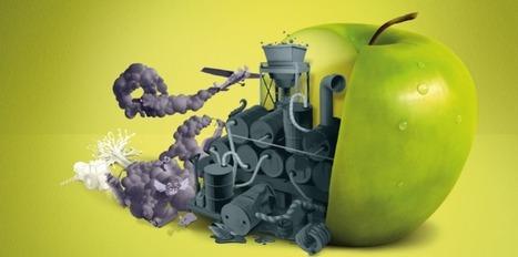 On peut le dire : ne mangez pas de pommes aux pesticides | Pour une agriculture et une alimentation respectueuses des hommes et de l'environnement | Scoop.it
