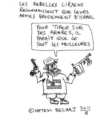 Caricature guerre de l'Otan en Libye! | Actualités Afrique | Scoop.it