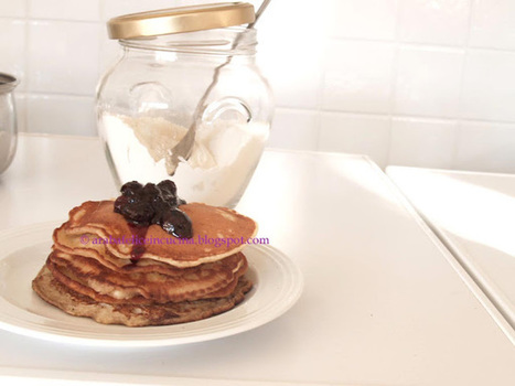 Arabafelice in cucina!: Preparato per pancakes fatto in casa | Ricette di cucina interessanti | Scoop.it