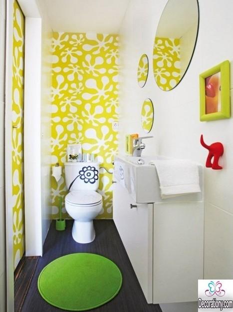 Impressive Small Bathroom Designd Ideas 2016 | Decoration | Scoop.it