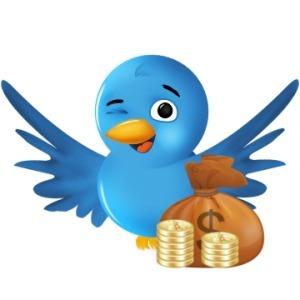Top 3 Ways To Make Money with Twitter   Earn Money Online   Scoop.it