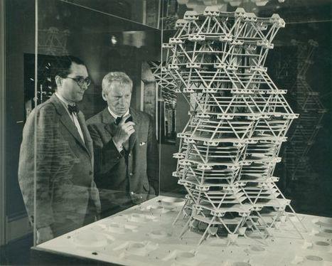 Kahn y el arquitecto que no copia | Adolfo Jordan | Scoop.it