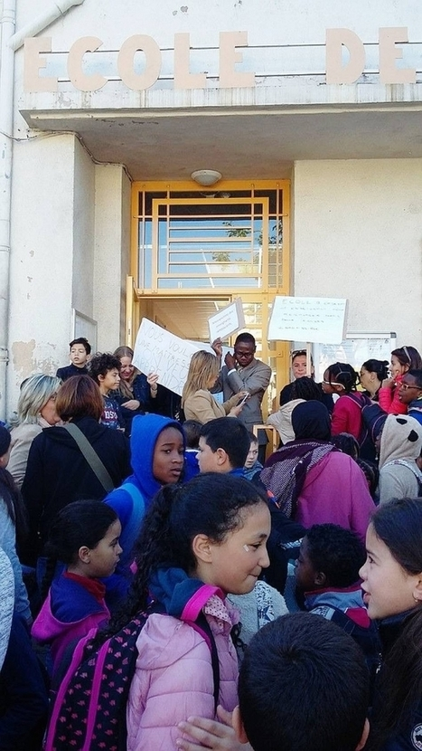 Marseille : à la Belle-de-Mai, les parents d'élèves verrouillent Cadenat - Journal La Marseillaise | Réforme des rythmes scolaires | Scoop.it