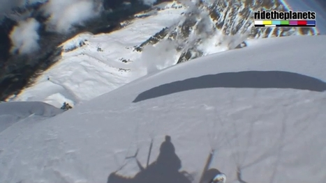 Flying over Avalanches | Freeride skiing | Scoop.it