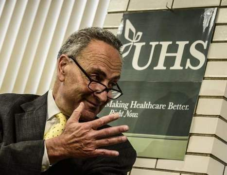 In Binghamton, Schumer pushes Medicare change - Ad Balla | Advertising Daily News | Scoop.it