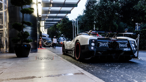 The Pagani Zonda Cinque Is the Best Wedding Car Ever | horacio pagani | Scoop.it