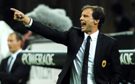 Come cambia la Juventus con Allegri | News e Sport | Scoop.it