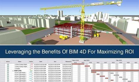 Leveraging the Benefits Of BIM 4D For Maximizing ROI | BIM Design & Engineering | Scoop.it