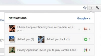 Chrome Extension for Google+ Notifications | Google Sphere | Scoop.it