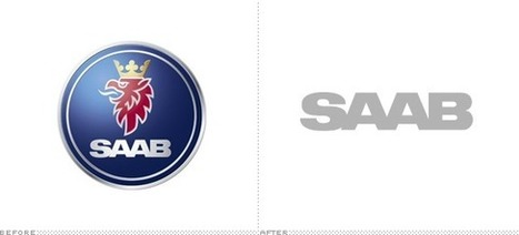 New identity for Saab | Corporate Identity | Scoop.it
