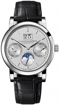 Pas Cher Replique A.Lange & Sohne Saxonia Annual Calendar Platine 38.5mm 330.025 | Best Swiss Replica Watches From China | Scoop.it