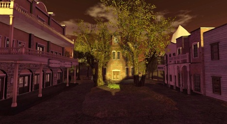 EDDI & RYCE'S SECOND LIFE: Great Second Life Destinations: Dark Western Roleplay at Gehenna Crossing | Marketsnmarkets | Scoop.it