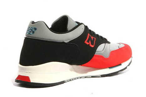 Mens new balance M1500RBB fire Red Black classic Grey Shoes | new and popular list | Scoop.it