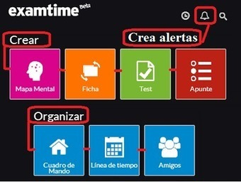 ExamTime. Entorno de Aprendizaje Personalizado para estudiantes y profesores.- | eformacion | Scoop.it