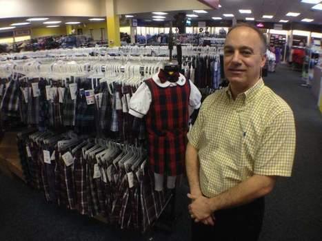 Entrepreneur profile: Rob Barranco - Montgomery Advertiser   Public School Uniforms   Scoop.it