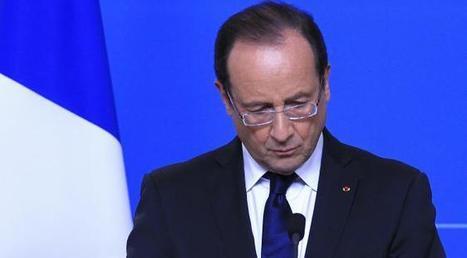 Hollande, 3 ans après son élection : un bilan sévèrement jugé par une très large majorité de Français | Think outside the Box | Scoop.it