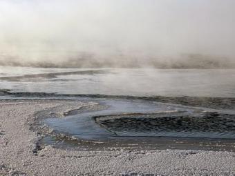 La superficie helada del Ártico en invierno alcanza un mínimo histórico - EFE Futuro América | Agua | Scoop.it