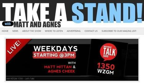 Meet Matt & Agnes – Independent Radio based in Asheville | Ask Asheville Blog | Asheville | Scoop.it