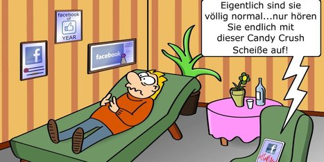 Die Facebook-Psychoanalyse | Psychoanalyse | Scoop.it