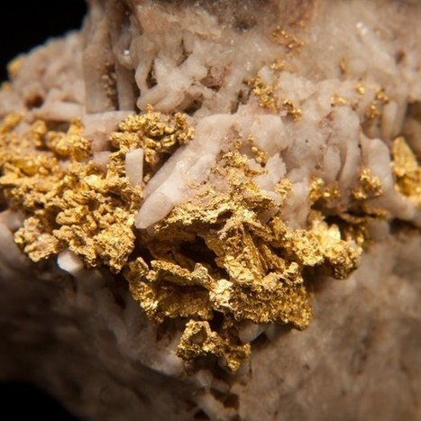 Earthquakes make instant gold seams | Geology | Scoop.it