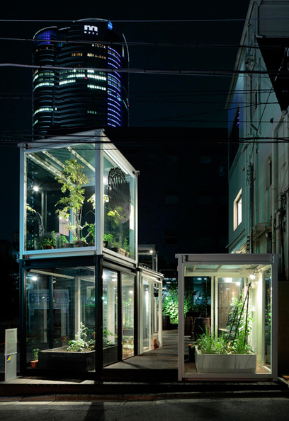 Roppongi Urban Farm | CoolBoom | Vertical Farm - Food Factory | Scoop.it