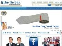 Thetiebar.com: Ties @ SEOValidator.Net   men's ties   Scoop.it