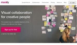 Murally. La killer-app collaborativa per promuovere la creatività. | Strumenti per i project management | Scoop.it