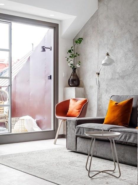 Une terrasse pour regarder la ville | PLANETE DECO a homes world | décoration interieure | Scoop.it