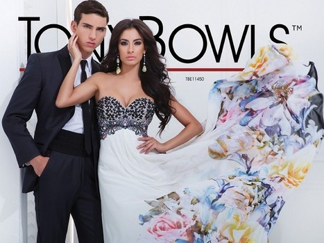 Tony Bowls Evenings TBE11450 | Tony Bowls Evenings | Scoop.it