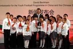PSG : Beckham, la glissade qui fait marrer la Chine   Infos People   Scoop.it