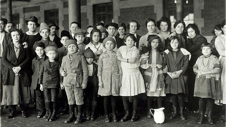 Children have been coming to America alone since Ellis Island | DidYouCheckFirst | Scoop.it