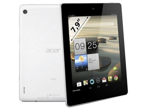 Acer's 7.9-inch Iconia A1-810 outed with quad-core CPU | Nerd Vittles Daily Dump | Scoop.it