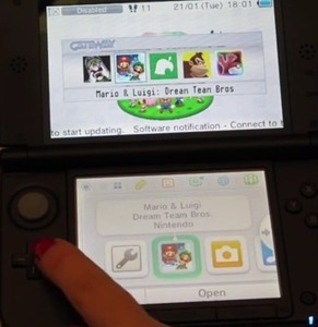 Gateway 3DS 2.0 final en approche : vidéo du multi-roms - News et actualités postées sur LS | [OH]-NEWS | Scoop.it