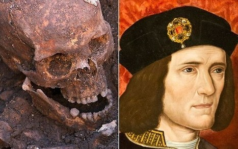 It's him: Richard III rises from grave - Telegraph | Archeology on the Net | Scoop.it