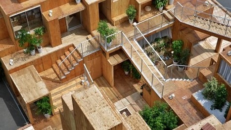 Japanese architects foretell the future of housing | Designing the future | Scoop.it