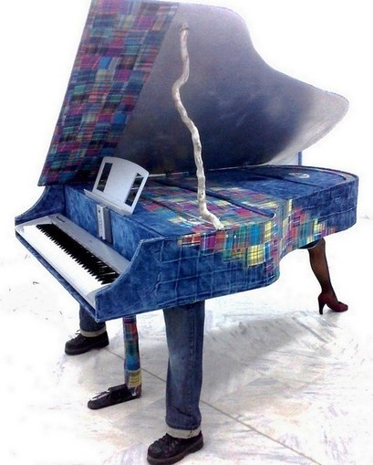 Recycled musical instruments | Music Instruments | Scoop.it