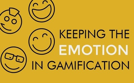 Keeping The Emotion In Enterprise Gamification - eLearning Industry | All digital | Scoop.it