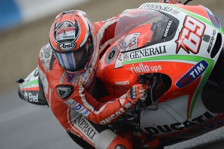 Nicky Hayden: Things are looking good for next year | Ducati.net | Desmopro News | Scoop.it