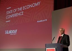 Jeremy Corbyn calls for new economics to tackle 'grotesque inequality' | Aggregate Demand and Supply | Scoop.it