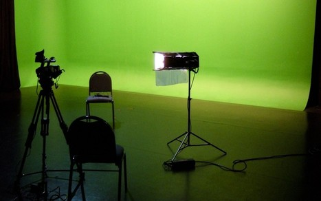 5 minute CPD - A Green Screen Workflow - Educate 1-to-1 | iPads in Education | Scoop.it