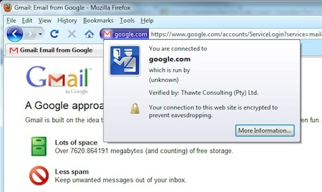 Google Warns Users of Possible Man-in-the-Middle Attacks | SEO Tips, Advice, Help | Scoop.it